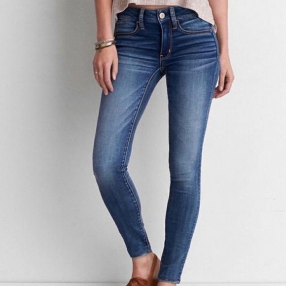 American Eagle Outfitters Denim - American Eagle Skinny Leg Jegging Legging Jeans 2
